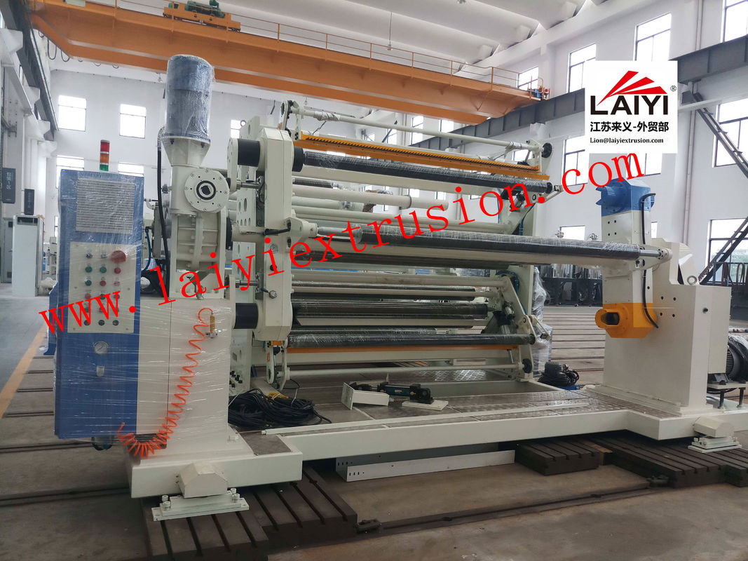 Easy Operation Commercial Laminating Equipment , Paper Hot Lamination Machine