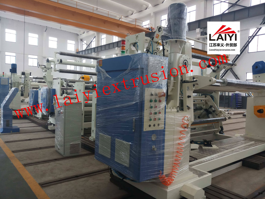 1700mm Non - Woven Extrusion Laminating Machine For Flexible Package