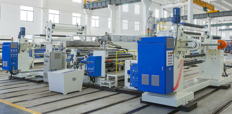 Flexible Packaging 400kg H 8gsm 45gsm Coating Lamination Machine